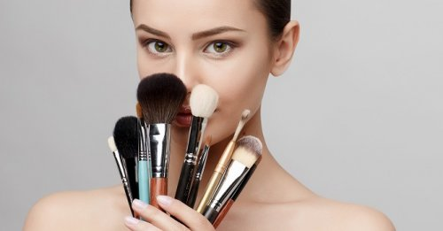 Why clean makeup brushes?