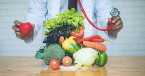 Fight high blood pressure with nutrition